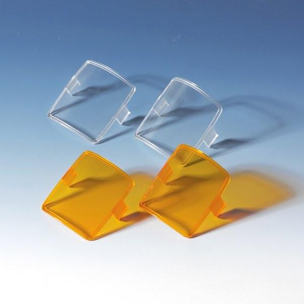Brand - Accessori per Burette Titrette - finestrella con filtro per la luce