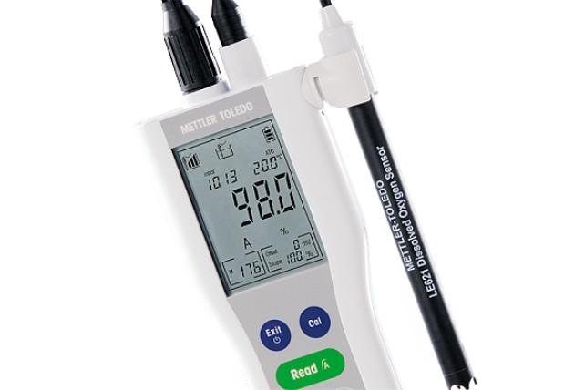 Mettler Toledo - Misuratori di ossigeno disciolto - Ossimetri portatili FiveGo