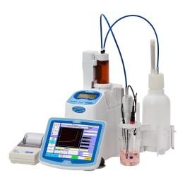 KEM - Titolatori Automatici Potenziometrici AT-710 M