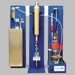 Titolatore Karl Fischer ECH AQUA 40.00 with LPG-LNG Module
