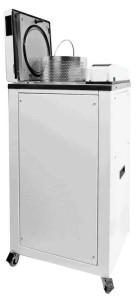 Autoclave per sterilizzazione a caricamento verticale Steristeam II