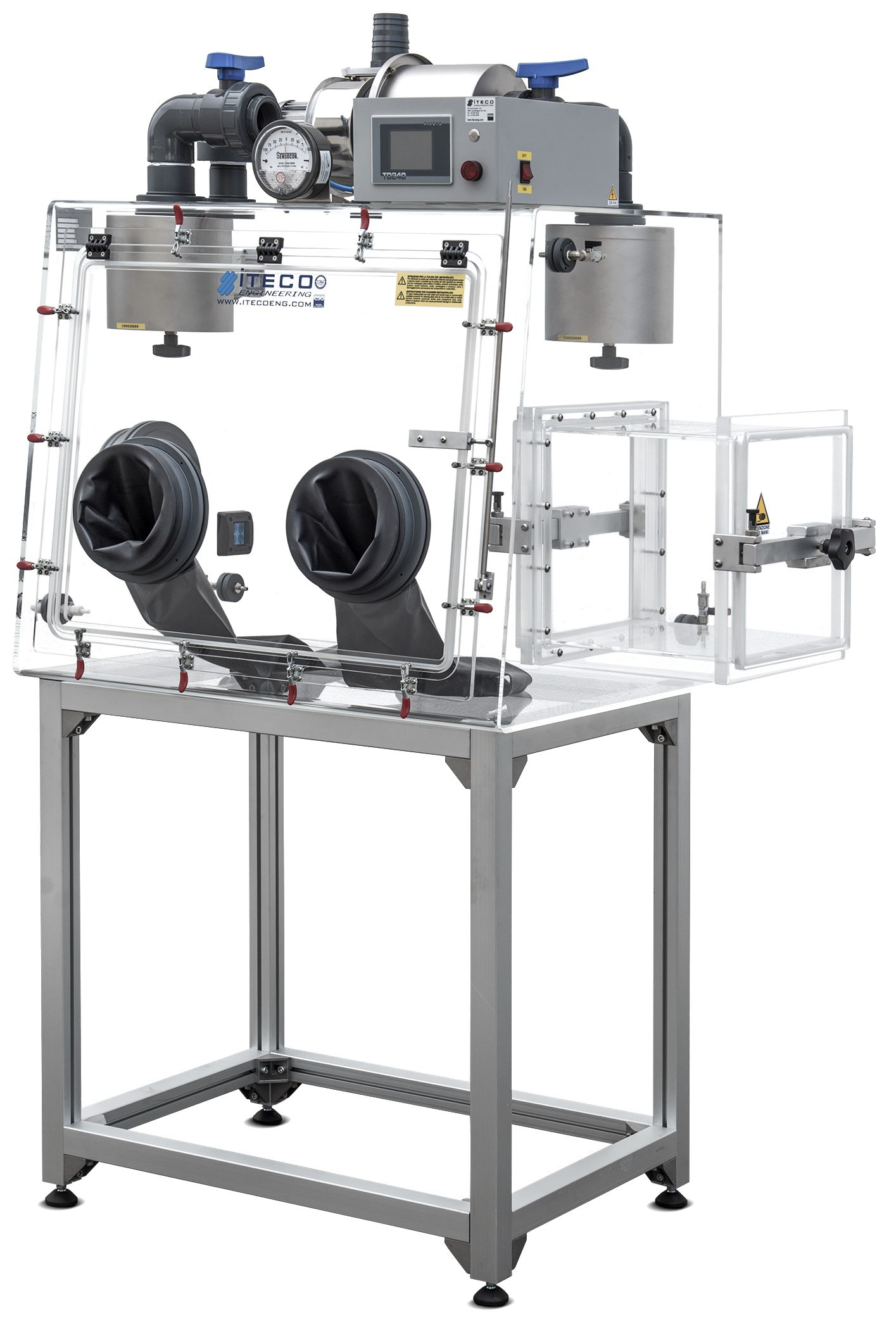Cabina di sicurezza biologica SGS20 HBR