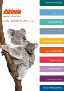 Guida Laboratorio - Catalogo Alkimia Srl 2020-2021